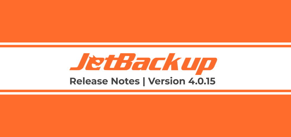 JetBackup Release Notes
