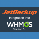 JetBackup Integration into WHMCS 8+