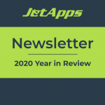 JetApps Newsletter | 2020 Year in Review