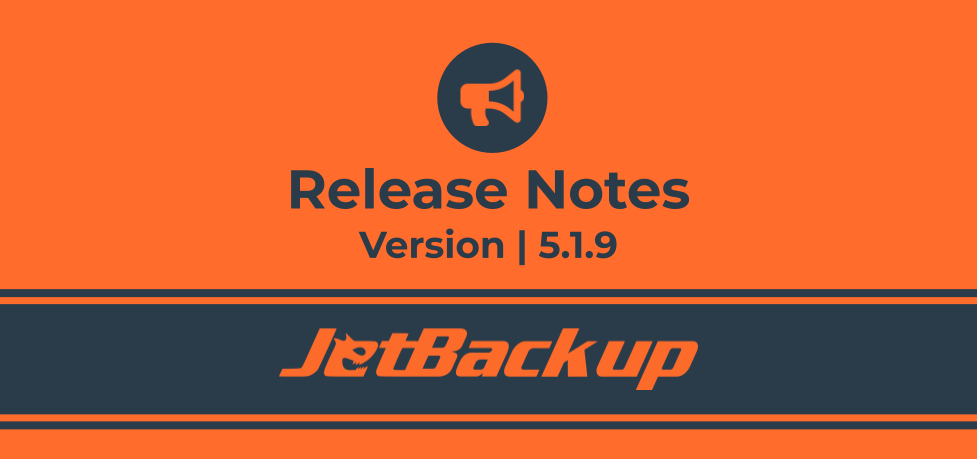 JB5 Release Notes 5.1.9