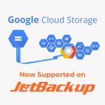 Google Cloud Storage on JetBackup 5!